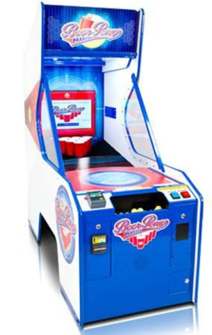 Electronic Beer Pong Arcade